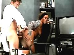 Secretary fucked by boss